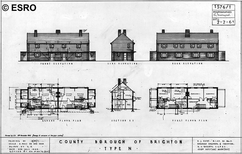 1950 s council house design house design for 1950s council house floor plan