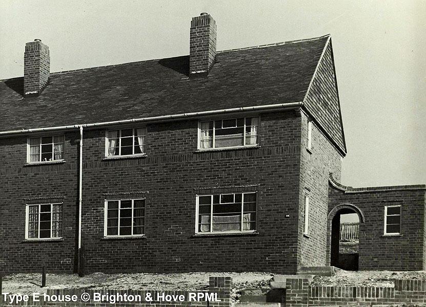 Bevendean estate photos 2015 for 1950s house plans